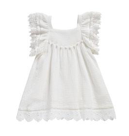 Dress Grenadine white