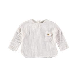 Teo Cotton Gauze Shirt