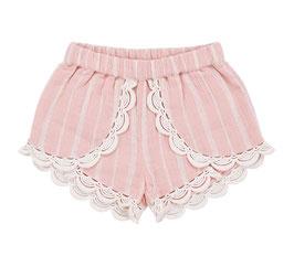 Shorts Kai Blush stripes