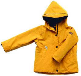 Regenjacke Fisherman yellow