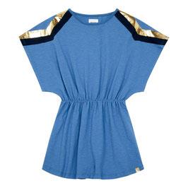 Dress Punky blau