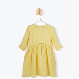 Kleid PARISSA gelb