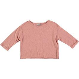 T Shirt Isabelle old rose
