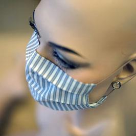 Behelfsmaske / Mund-Nasen-Schutz