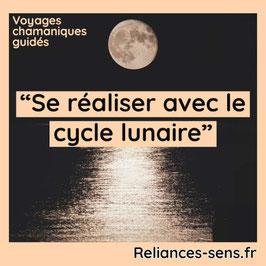"""Atelier """"Se réaliser avec le cycle lunaire"""""""