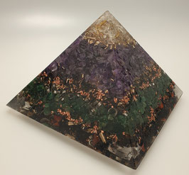 Orgonit Pyramide Amethyst