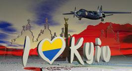 10.06.202 - 15.06.2020 nach Kyiv mit dem WBC.