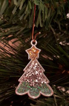 Kerstboompje 'sparkle'