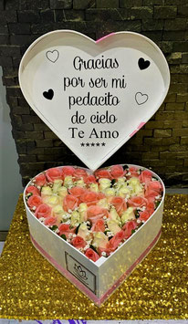 CAJA CORAZON SWEET LOVE