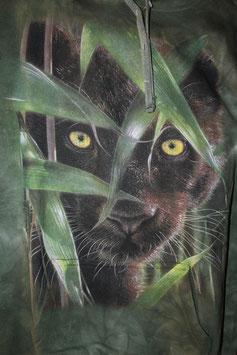 Panther im Dschungel