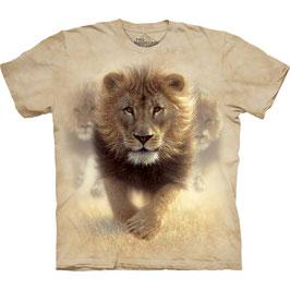 Lion eat my Dust