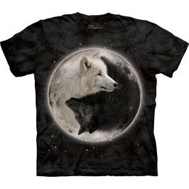 Wolf Yin Yang