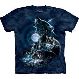 Wolf Bark At The Moon