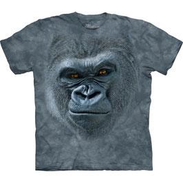 Gorilla Smiling