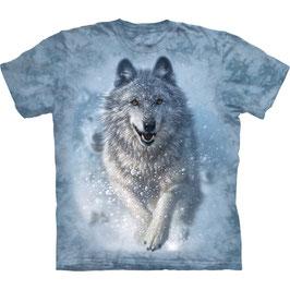 Wolf Snow Pow