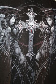 2 Dark Angels Cross