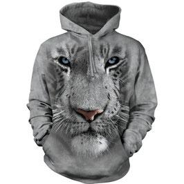 White Tiger Big Face