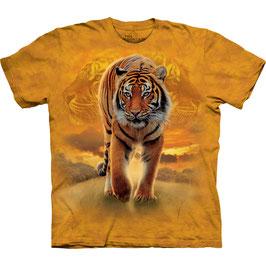 Tiger Rising Sun