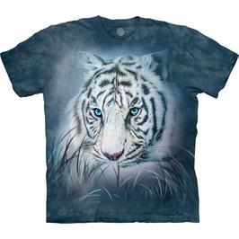 White Tiger Toughtful