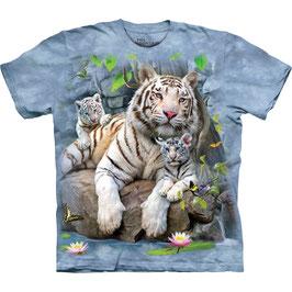 Tiger White Bengal