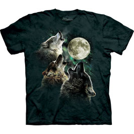 Three Wolves Moon Green