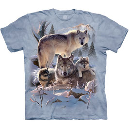Wolf Family Mountain