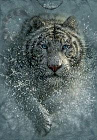 White Water Tiger