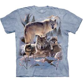 Wolf Family Mountain