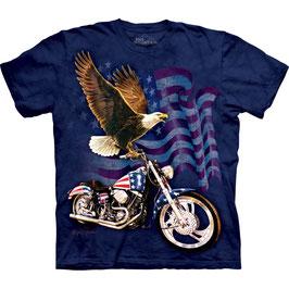 US Biker Eagle