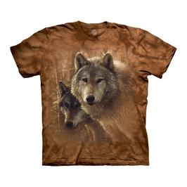 Wolf Woodland Companions