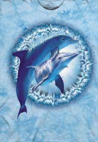 Dolphins Batik Ring