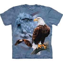 Adler Faded Flag