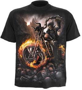 Biker Wheels of Fire