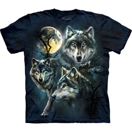 Wolf Moon Collage