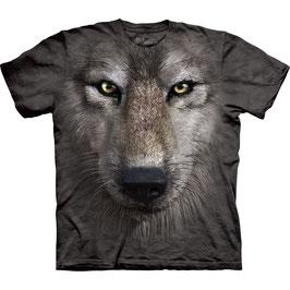 Big Face Wolf
