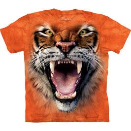 Tiger Roaring