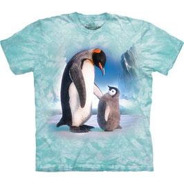 Pinguin und Junges
