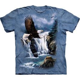Adler Wasserfall