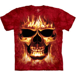 DH Skull Fire