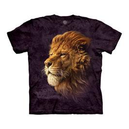 Lion King of the Savanna