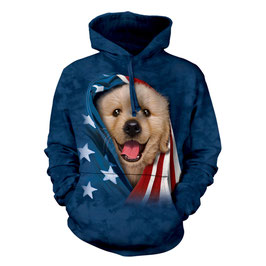 Hund Golden Pup