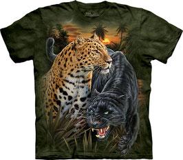 Leopard und Panther