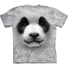 Panda Big Face
