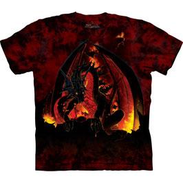 Dragon Dark Red