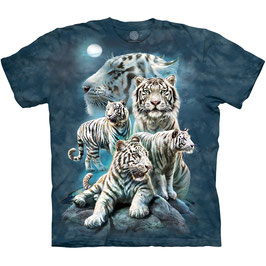 Tiger Night Tiger Collage