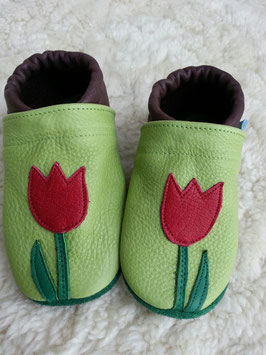 Footies mit Tulpe
