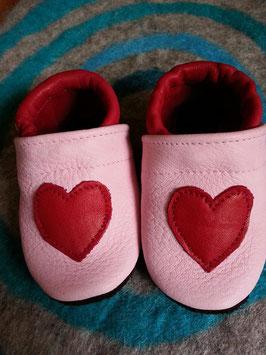 Footies mit Herz