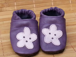 Footies mit Blume