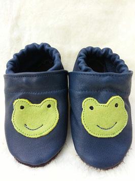 Footies mit Frosch