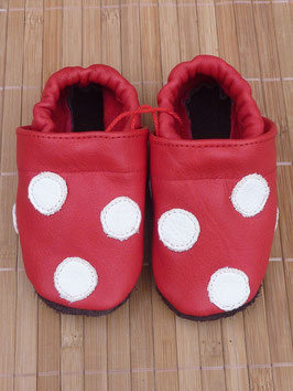 Footies Polka Dots